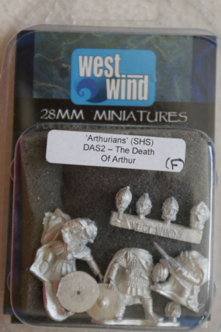Westwind 28mm DAS-02 The Death of Arthur